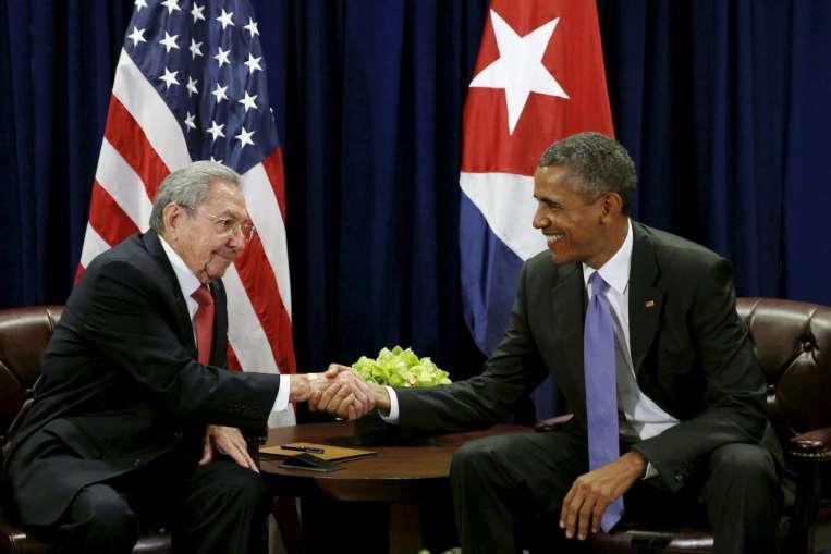 Obama a Cuba, il disgelo è iniziato