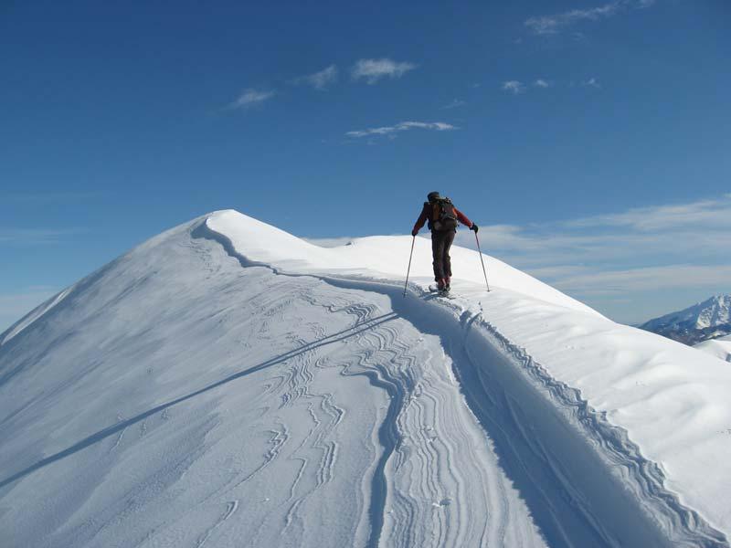 Montagna, cambia il turismo della neve