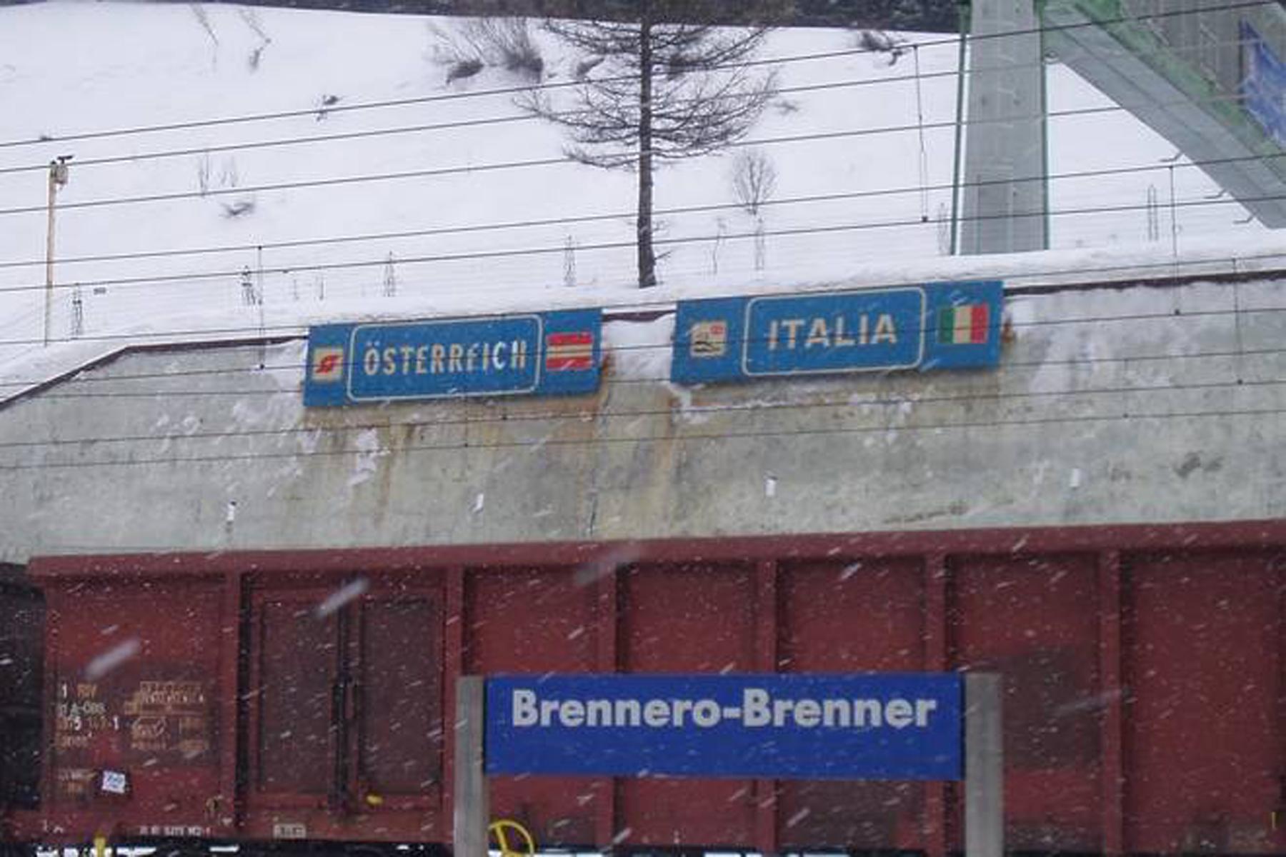 Gentiloni, Brennero: