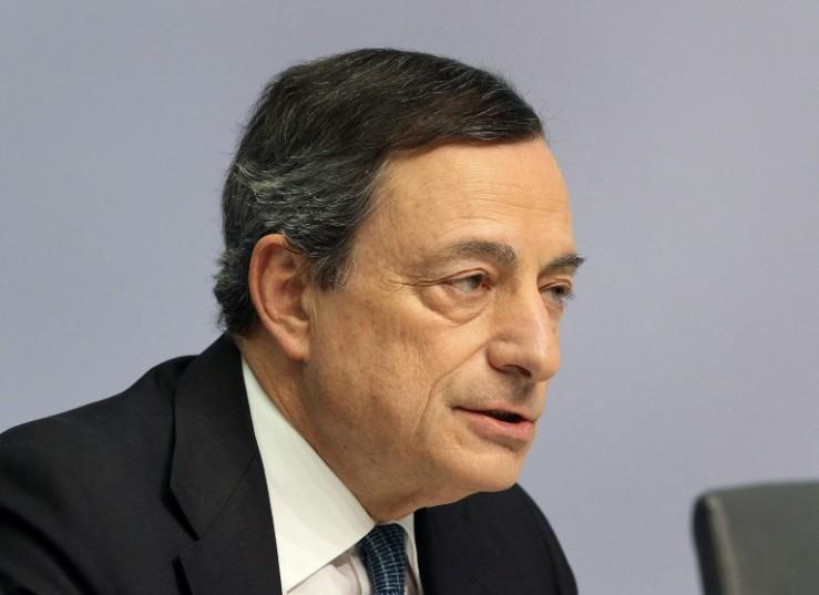 BCE, Draghi contro Schaeuble: