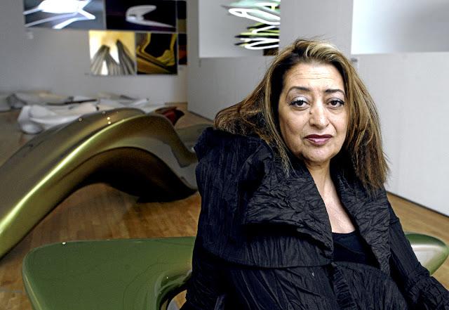 Addio a Zaha Hadid, regina dell'architettura