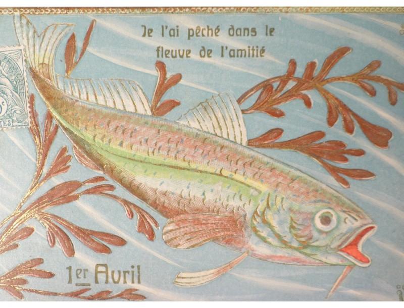 La serissima storia del pesce d'aprile