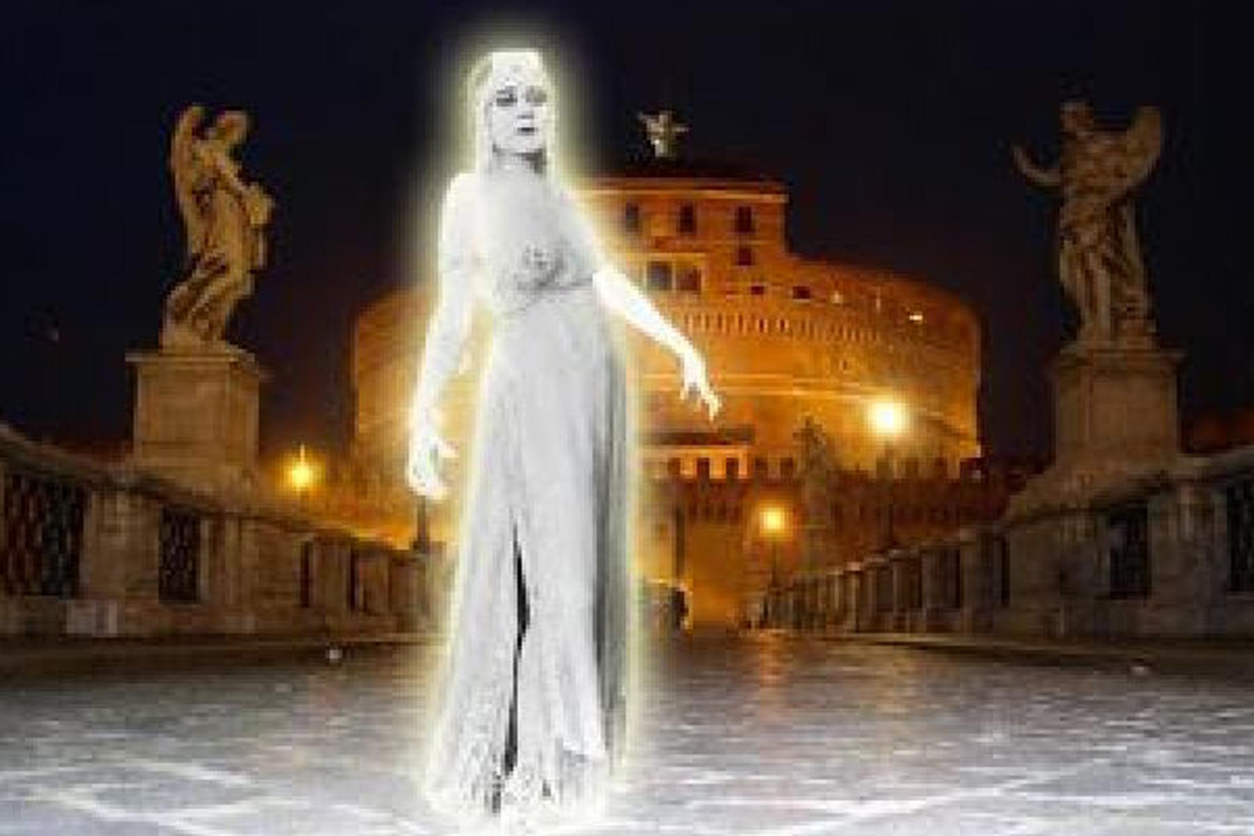 I fantasmi di Roma: testimoni di storia e morti violente