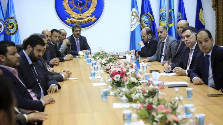 Tripoli: Sarraj solo al comando, Ghweil in fuga