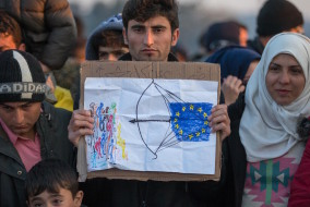 Thousands Of Migrants Remain Stranded In Greece As Borders Stay Closed