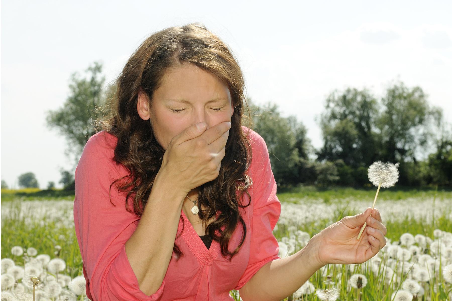 Allergie di primavera: i cibi per combatterle