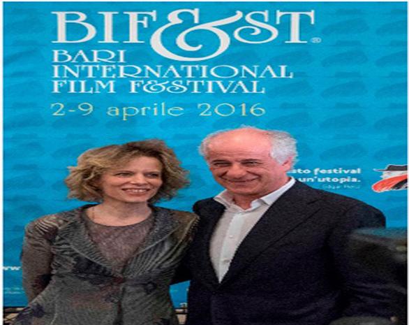 A Bari il cinema premia il teatro