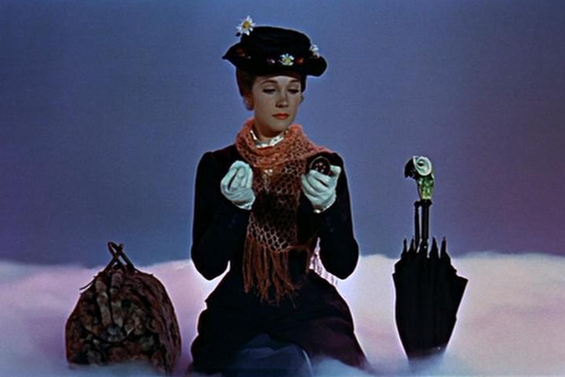 Julie Andrews: praticamente perfetta sotto ogni aspetto