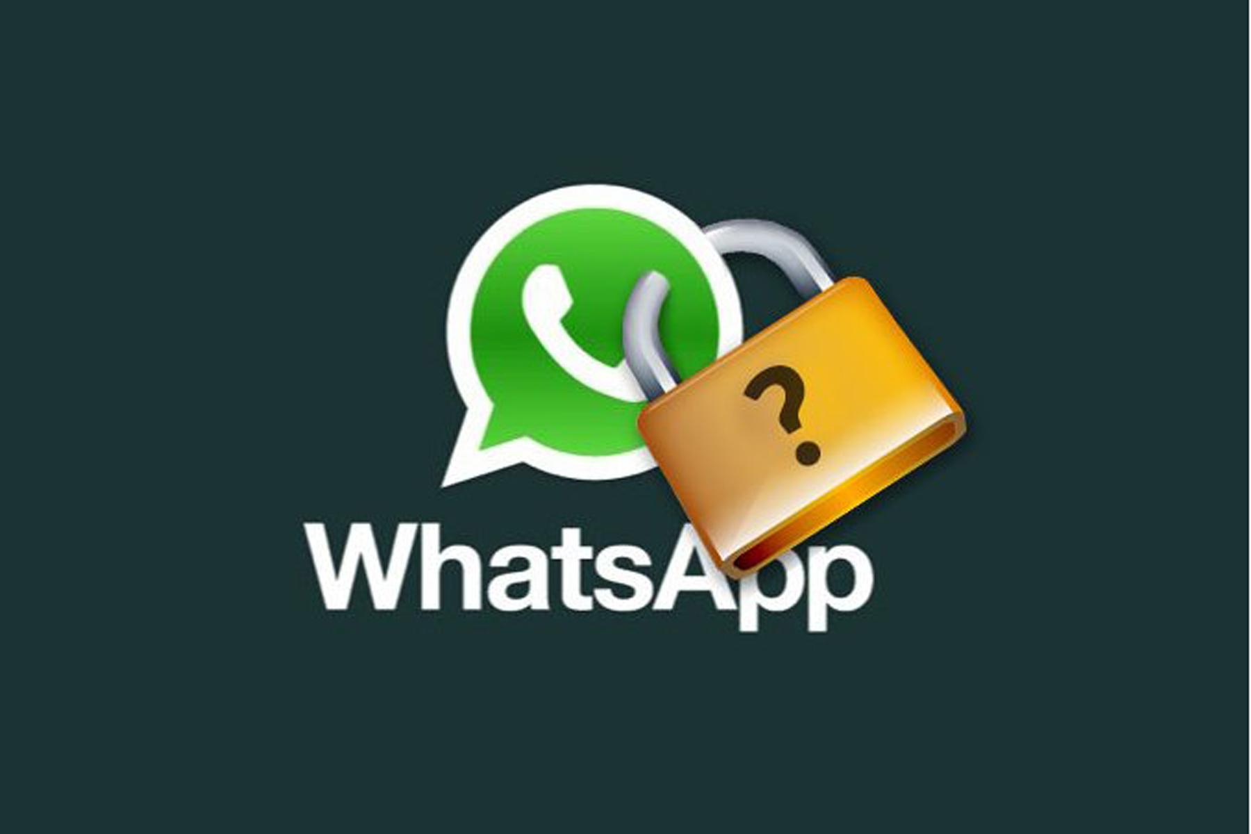 WhatsApp: via ai messaggi criptati