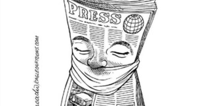 Libertà di stampa vo cercando...