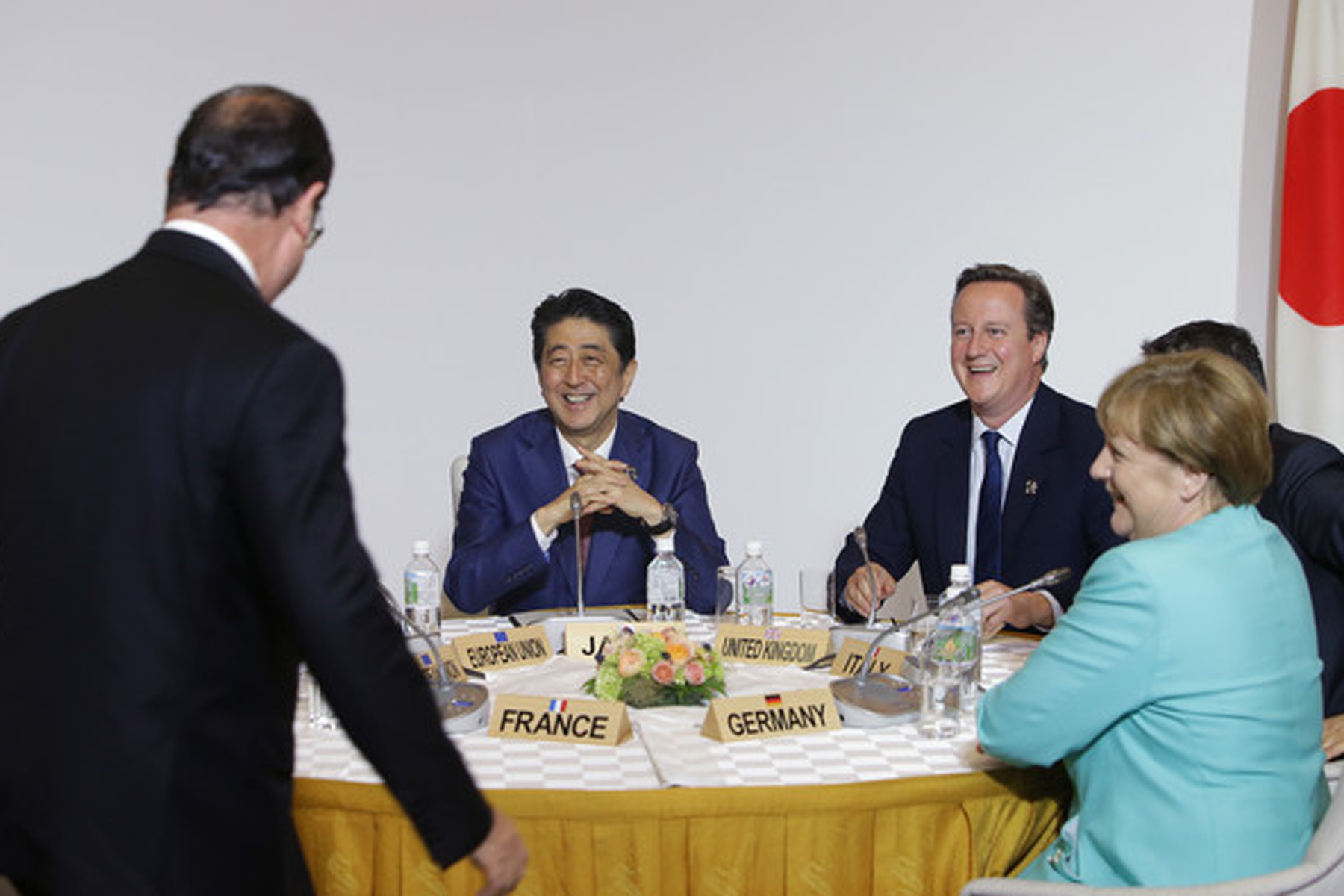 G7, migranti e crescita nelle conclusioni
