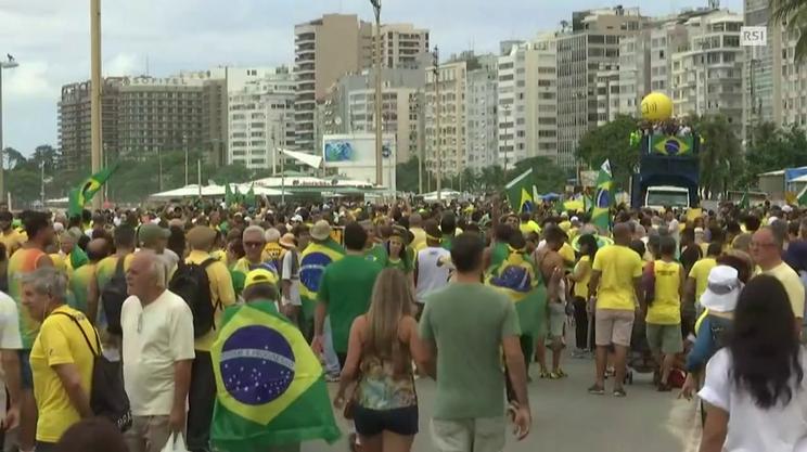 Brasile nel caos, Olimpiadi a rischio