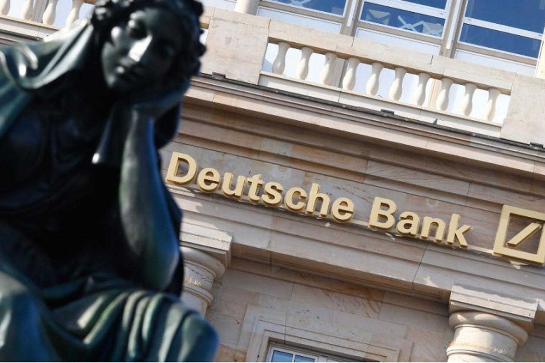 Deutsche Bank e la vendita sospetta di Btp italiani