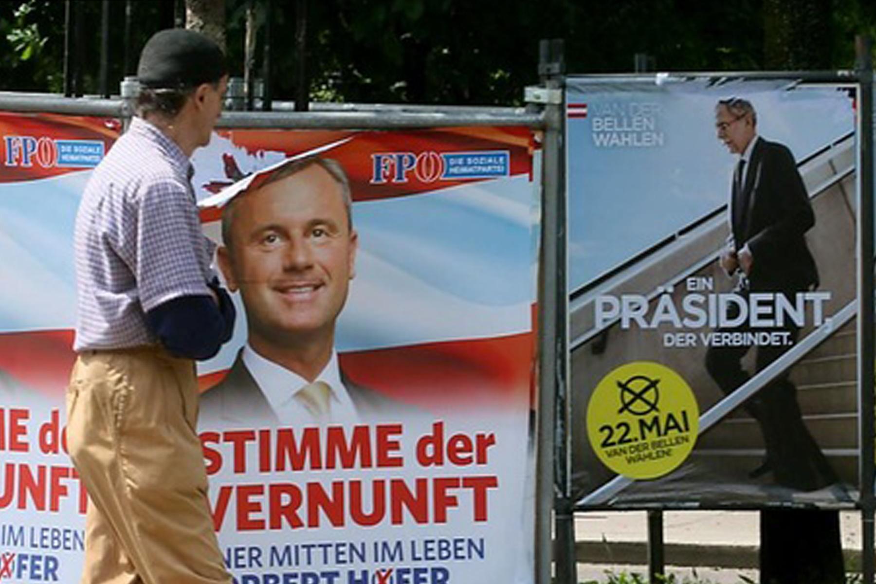 Austria, Van der Bellen vince le presidenziali