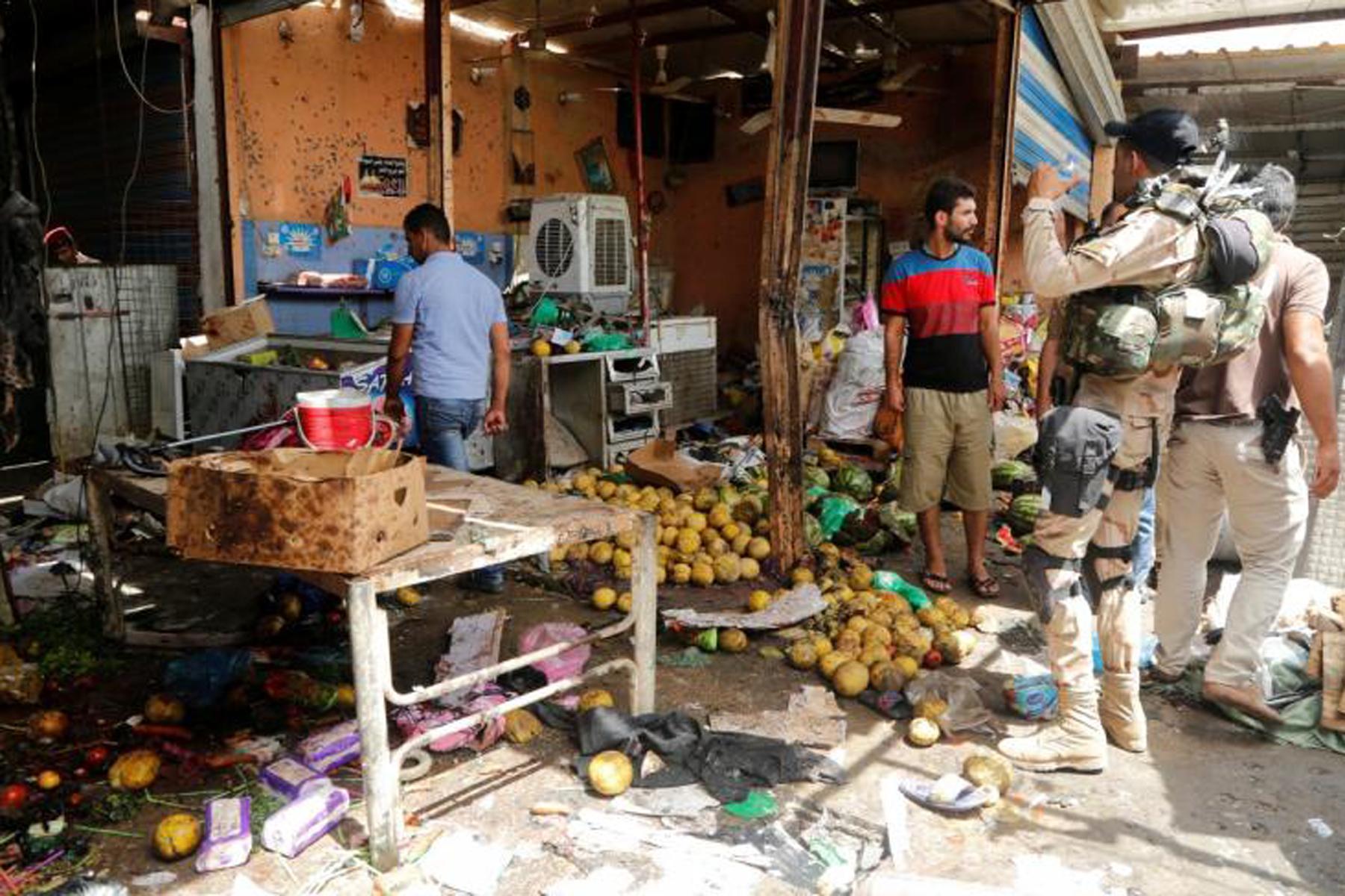Isis, doppio attentato a Baghdad