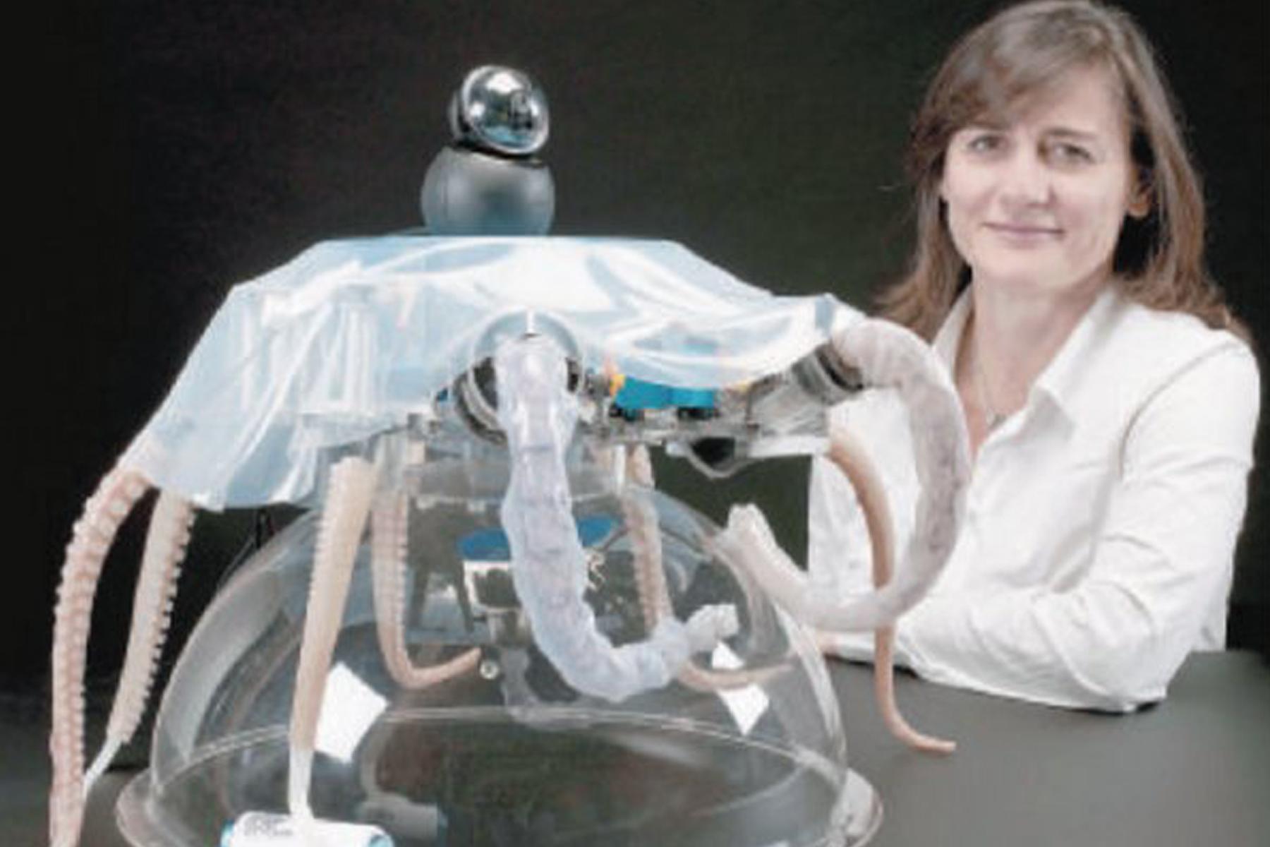 Il polpo meccanico e le nuove frontiere della chirurgia