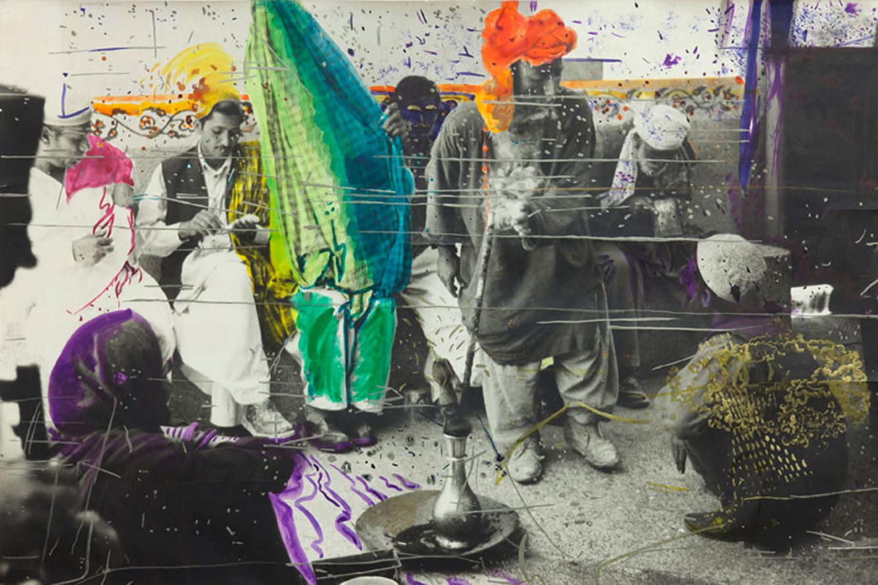 Sigmar Polke: una vita tra cinema e pittura