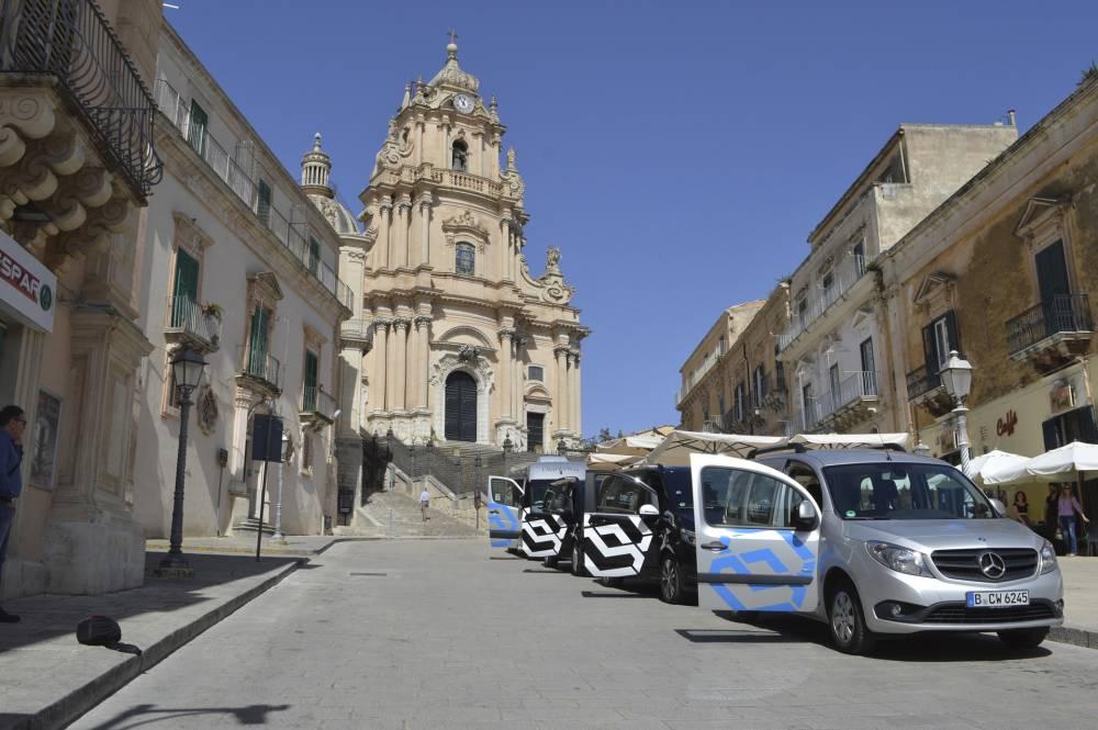 Mobilità urbana: arriva il taxi condiviso