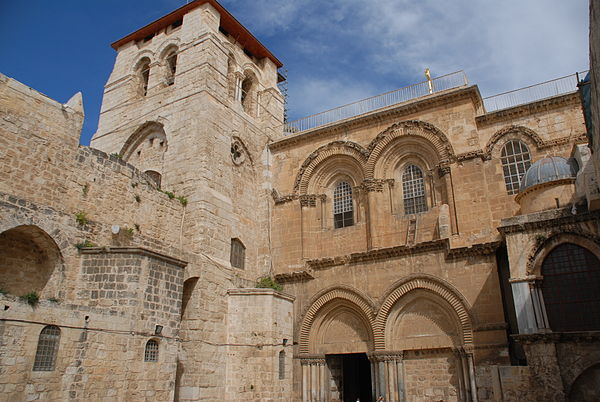 Gerusalemme, al via il restauro