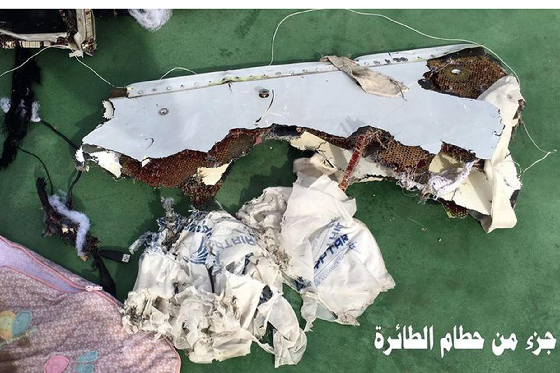 Aereo Egyptair, torna l'ipotesi dell'esplosione