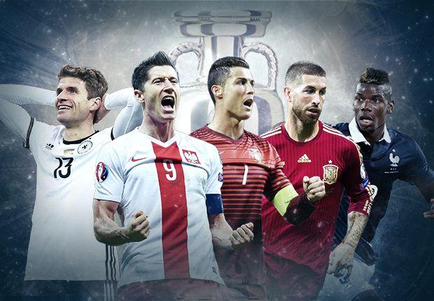 Euro2016, tra equilibrio e tabelloni squilibrati, arriveranno i soliti noti