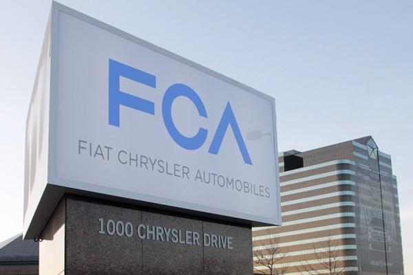 Auto: in Europa è boom, FCA +25%
