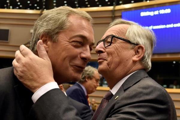 Brexit, Juncker: