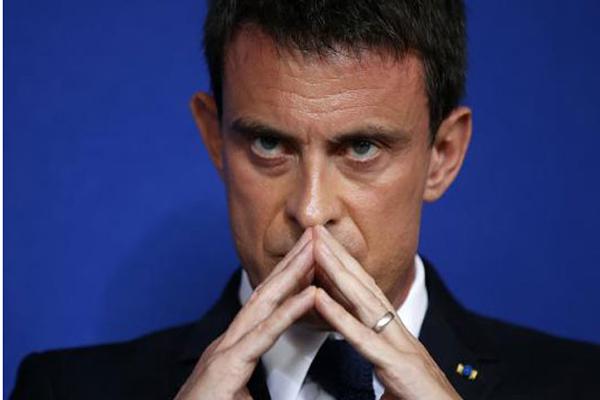 Terrorismo, Valls: