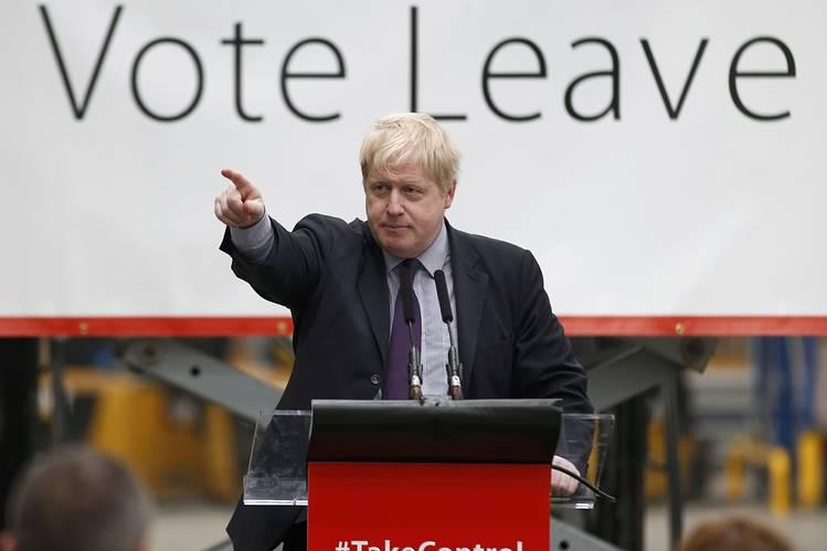 Brexit, Times: favorevoli in vantaggio del 7%
