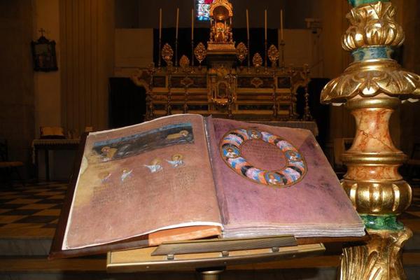 A Rossano, il 'Codex' illustrato più antico della storia