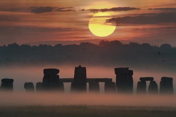 Il solstizio annuncia l'arrivo dell'estate
