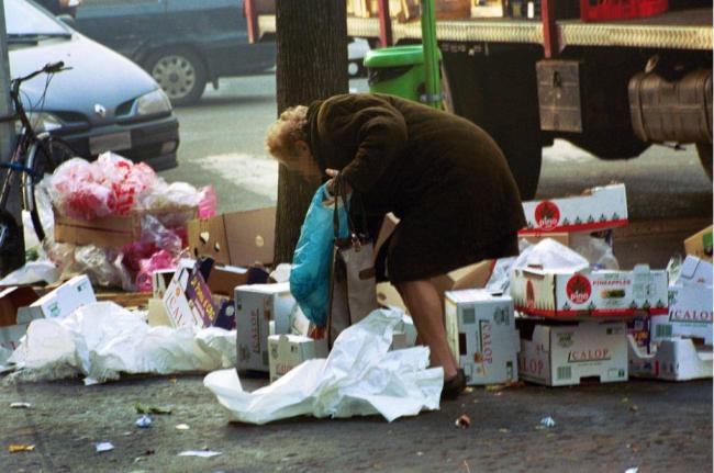 Povertà: più di 1 italiano su 4 a rischio