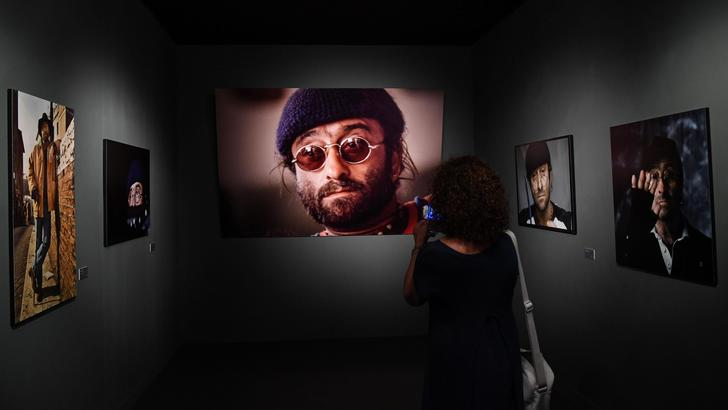 'Lucio Dalla: images and sounds', exhibition in Rome
