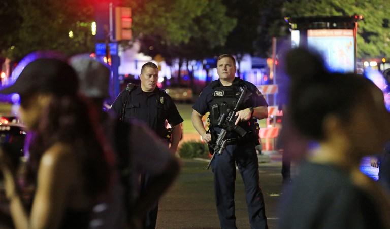 Dallas, 5 agenti uccisi e 7 feriti