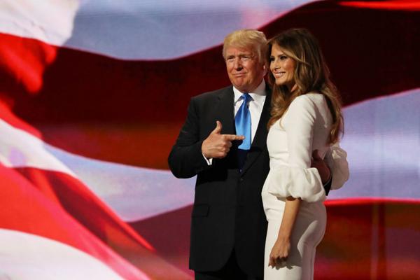 Trump, l'arma segreta è la moglie Melania