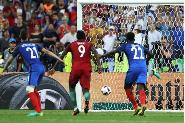 Europei calcio: Portogallo entra nella storia