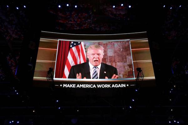 Trump candidato, arriva l'ufficialità