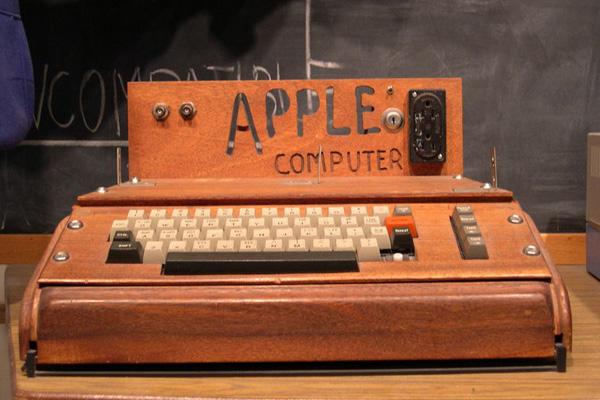 Quarant'anni fa nasceva Apple I, il papà dei pc
