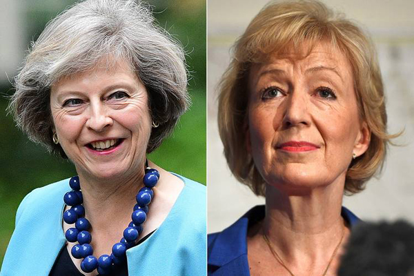Brexit, Tories: sarà ballottaggio May-Leadsom