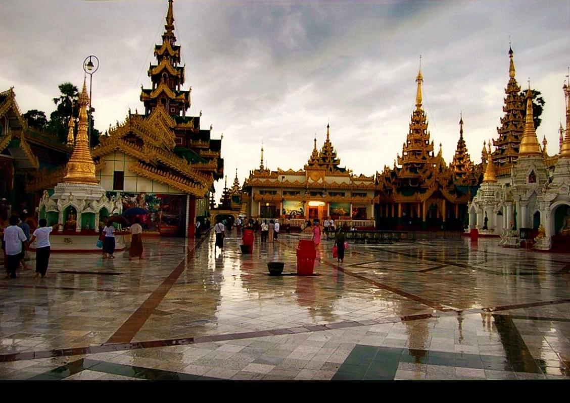 Birmania: potente sisma di magnitudo 6.8