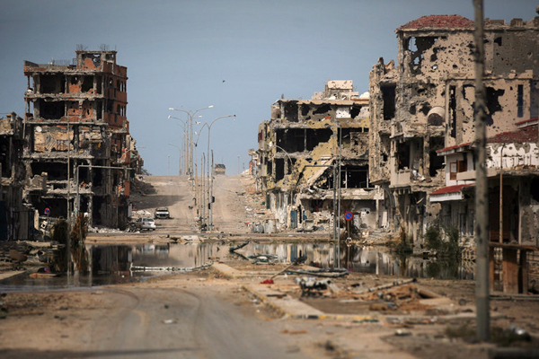 ISIS: raid su Sirte, Italia valuta se partecipare