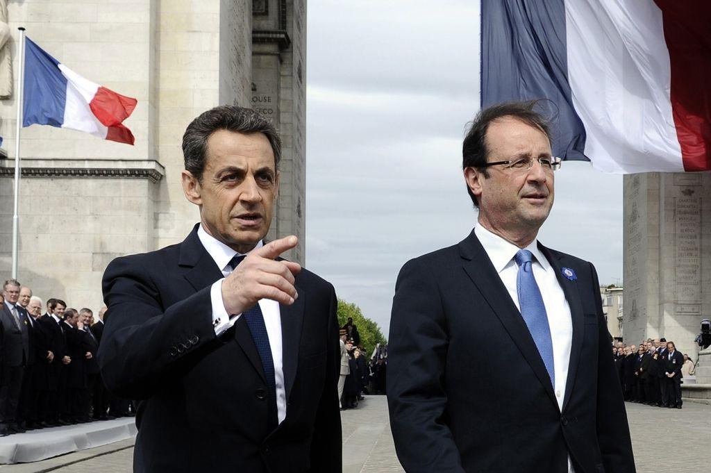 Francia: Sarkozy di nuovo in corsa per l'Eliseo