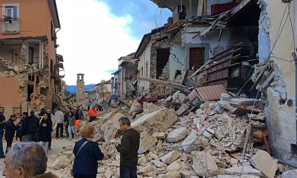 Sisma 6.0 colpisce Centro Italia: 38 i morti accertati