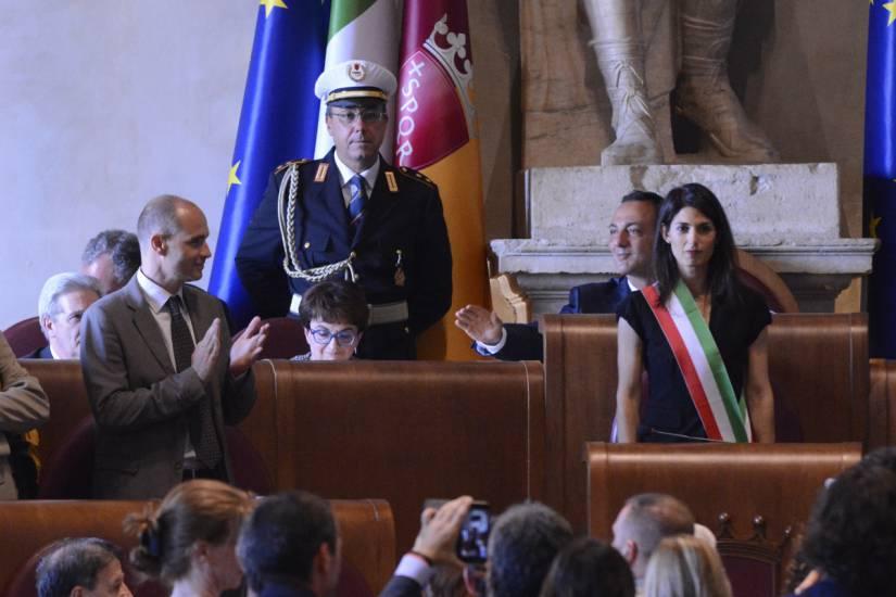 Roma -5:  M5S sempre più trasparente