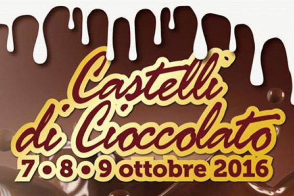 Castelli di Cioccolato a Marino