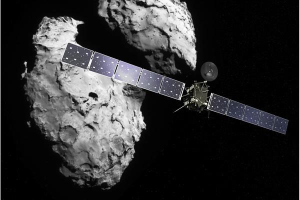 Rosetta, oggi l'ultimo appuntamento