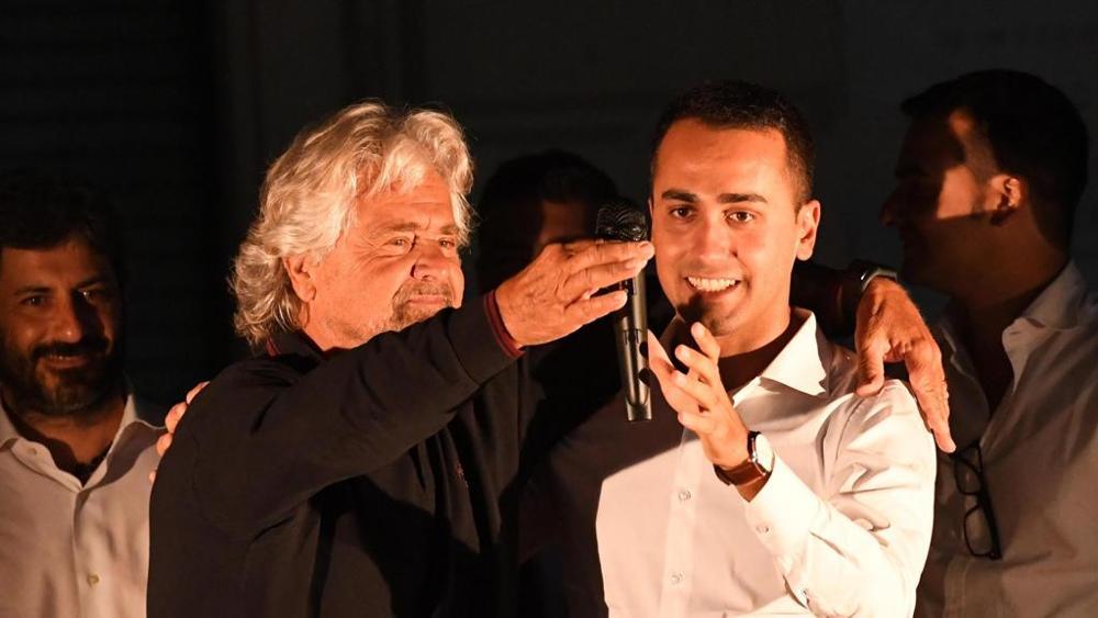 M5S, Grillo-DiMaio-Raggi: tutti per uno (per ora)