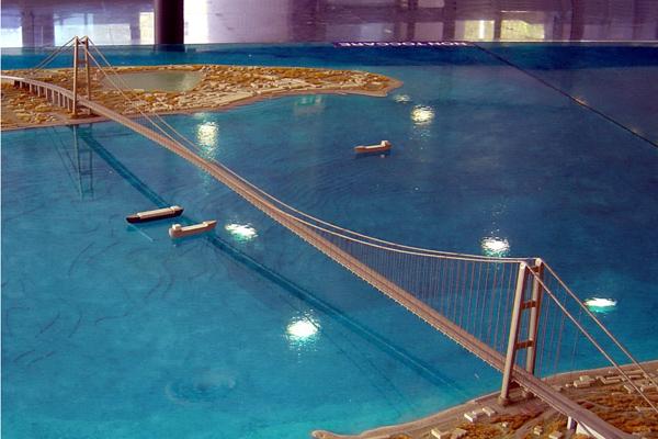 Ponte sullo stretto, Renzi: più 100mila posti di lavoro