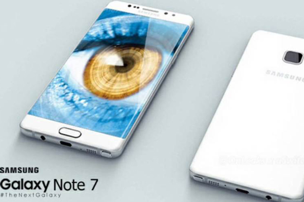 Samsung GalaxyNote7 esplosivo: vendite bloccate