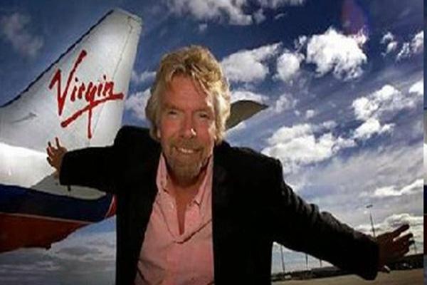 Scalare l'Etna: la nuova sfida di Branson